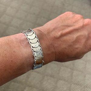Simply sequin bracelet